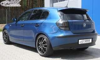 RDX Heckspoiler BMW 1er E81 E87 Dachspoiler Spoiler
