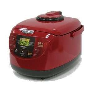 Japanese Rice Cooker For Overseas HITACHI RZ XM10Y R