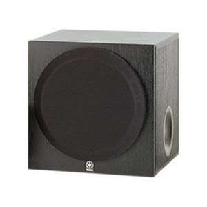 Yamaha YSTSW012 8 100W Audio Home Theater Subwoofer YST SW012