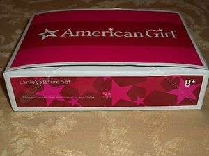 American Girl Doll My AG EMPTY BOX Lanies Nature Set