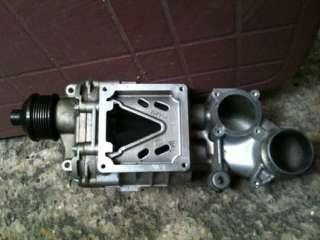 Mercedes Kompressor Turbolader C200 W203 C208 W210 R170 in Duisburg