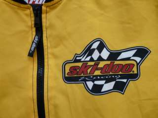 SKI DOO RACING LIGHTWEIGHT JACKET XL