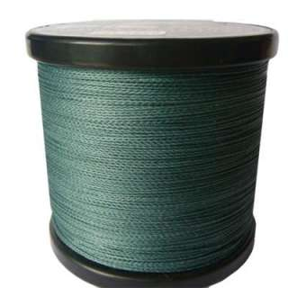 PE DYNEEMA BRAID FISHING LINE 50LB 1200YD SPECTRA GREEN