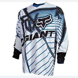 2012 Fox Giant 360 long sleeve Mountain Bike Cycling Jersey all sizes