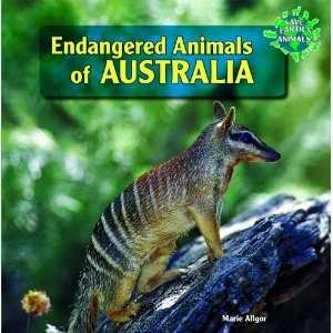 (Save Earths Animals!): .de: Marie Allgor: Englische Bücher