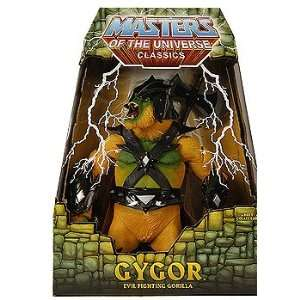 Masters of the Universe MotU Classics Figur Gygor *25cm Deluxe