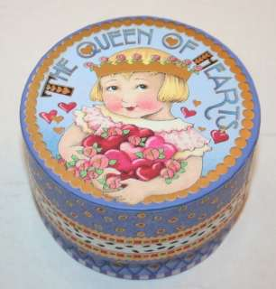 Mary Engelbreit Queen of Hearts Lavender Soap Gift Box