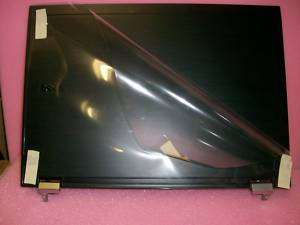 DELL LATITUDE E6400 LID / LCD COVER & HINGES (Y793H)
