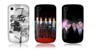 Direction 1D British Boy Band Back Case for BlackBerry Curve 8520 9300