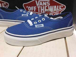 LB314 EE00 PI1 scarpe VANS shoes blu EU 30 US 12,5