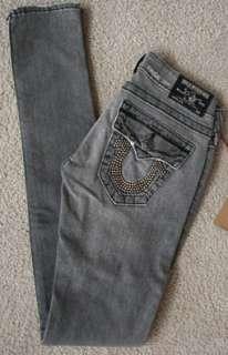 NWT True Religion WMS Julie stud jeans Ashbury