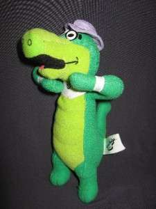 Hanna Barbera* (WALLY GATOR) 7 Stuffed PLuSH DOLL *NwT |