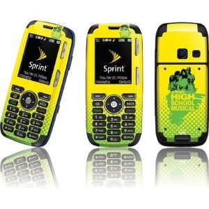 HSM on Lime Green skin for LG Rumor X260 Electronics