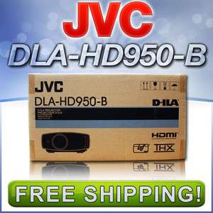 JVC DLA HD950 HD HD950 Home Theater Projector NEW 046838040405
