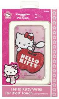 Hello Kitty Ipod Touch 2G Cover Case Skin Official New 5015909407053