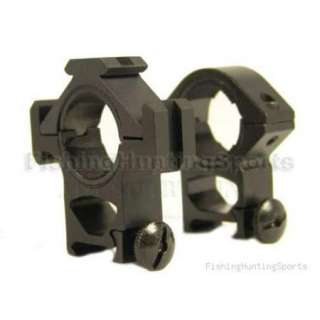 High Tree Style tri side mount scope ring 30mm FreeShip