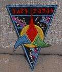 Star Trek TOS KLINGON EMPIRE Logo PATCH CLASSIC TREK