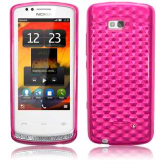 TPU GEL CASE / COVER / SKIN FOR NOKIA 700   PINK