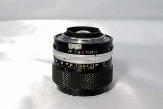 55mm f3.5 lens micro Nikkor P.C non Ai F auto maco 610563625031
