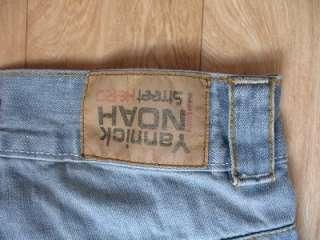 PANTALON Jean YANNICK NOAH Street Hero Taille 38 gris