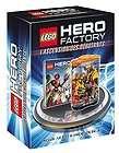 LEGO HERO FACTORY   LASCENSION DES DEBUTANTS   DVD + BOITE JEU en