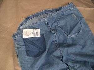 MAMMA CHICCO premaman pantaloni tg 40 JEANS DONNA BIMBO