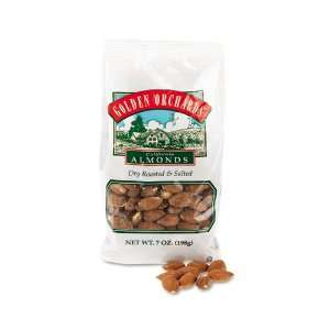 Paramount Farms® Golden Orchards Almonds, Dry Roasted
