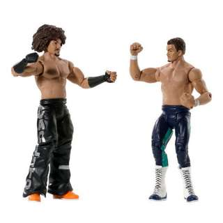 WWE Series 4 Action Figure 2 Pack   Carlito & Primo   Mattel 1001134