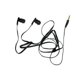 5MM NO MICROPHONE Headset Ear Phones Head Phones TANGLE FREE NOODLE