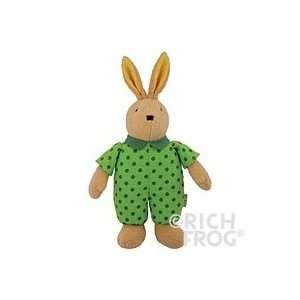 Alison the Rabbit Soft Plush Baby Toy  Toys & Games