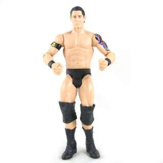 199 WWE Mattel Basics Series 10 Wade Barrett Nexus Figure