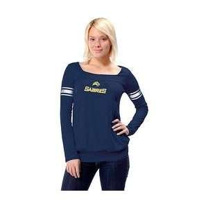 Football Top touch by Alyssa Milano   Buffalo Sabres Extra Large