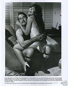 Maria Conchita Alonso A Fine Mess 8x10 Photo