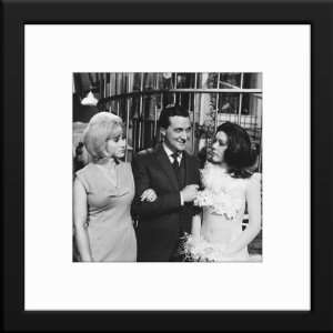 (Diana Rigg Patrick Macnee) Total Size 20x20 Inches Home & Kitchen