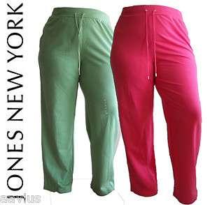 Jones New York Sport PlusSize Womans French Terry pants 008879638492