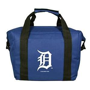 Kolder MLB Soft Sided Cooler with Team Logo   Detroit Tigers