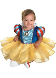 Disneys Infant Snow White Ballerina  Cheap Disney Halloween Costume