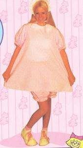 Big Baby Girl Adult Costume   Adult Costumes