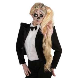 Lady Gaga Side Ponytail Wig (Adult) 801971