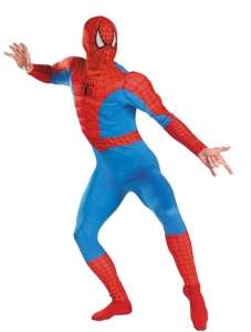 Spiderman Costume   Family Friendly Costumes
