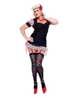 Sexy Pin Up Girl Adult Plus Size  Wholesale 50s Costumes Halloween