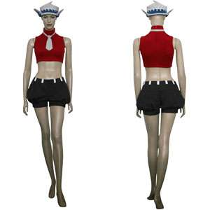 High quality custom designed cosplay uniform and accessories.