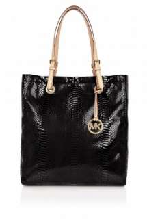 MICHAEL Michael Kors  Black Jet Set Tote by MICHAEL Michael Kors