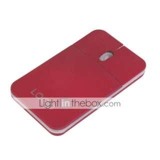 € 8.24   ultra slim usb mini mouse óptico com fio (vermelho), Frete