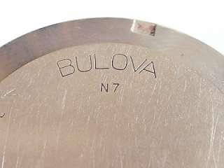 Bulova Swiss 17 jewels watch for repair or parts