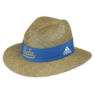 UCLA Bruins adidas Football Straw Hat  Sports & Outdoors