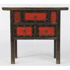 CN1049Y Antique Chinese Table Cabinet, circa 1890, Shanxi