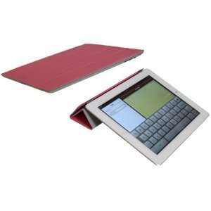 New iPad 3 Magnetic Smart Cover Case Stand For New Apple iPad, iPad