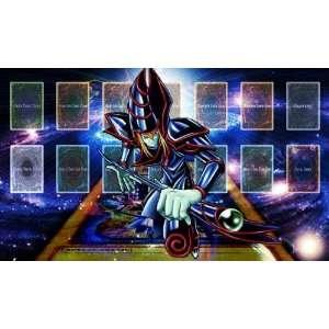 Dark Magician 1 Yugioh Playmats Custom Made Playmat Play