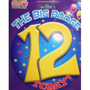 Expression Big Badges12 Today Toys & Games